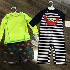 Other - Boys 18mo swimsuits